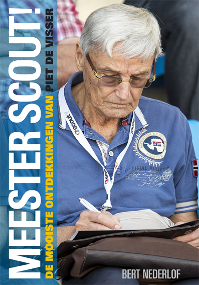Piet de Visser Foundation Meesterscout cover