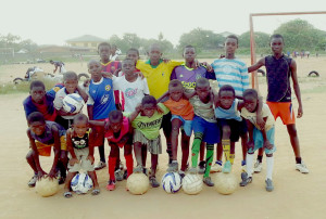 Piet de Visser Foundation jeugd